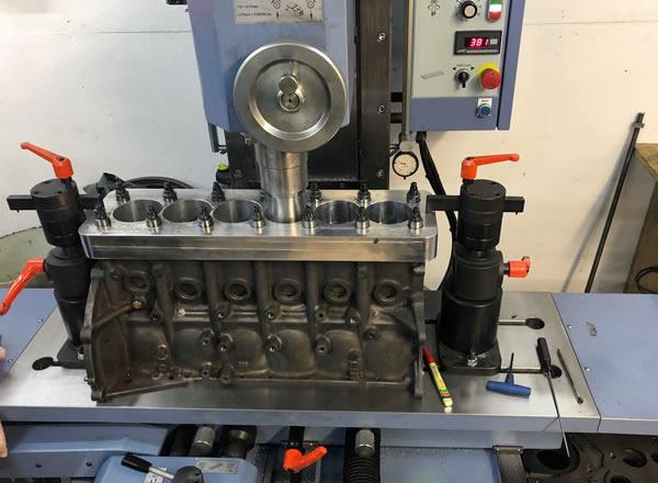 DY Engine Services   Crankshaft Grinding Bristol   Engine Rebuilds